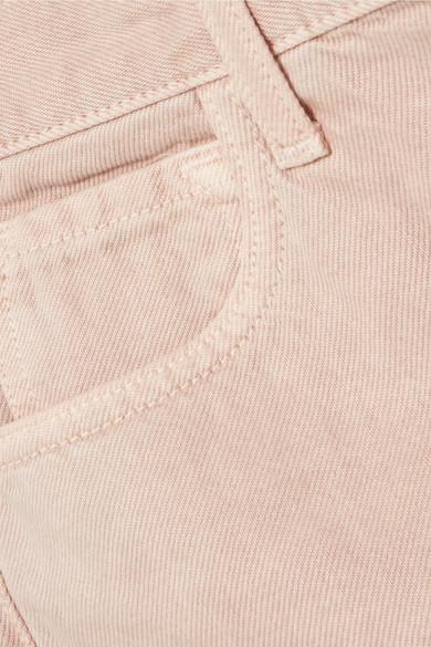 J Brand Ausgefranste Jeansshorts