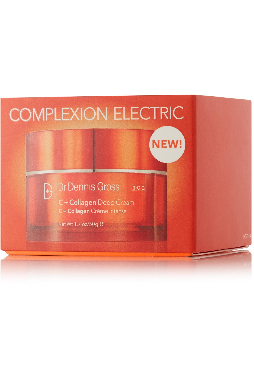 Dr. Dennis Gross Skincare C + Collagen Deep Cream, 50 g – Gesichtscreme