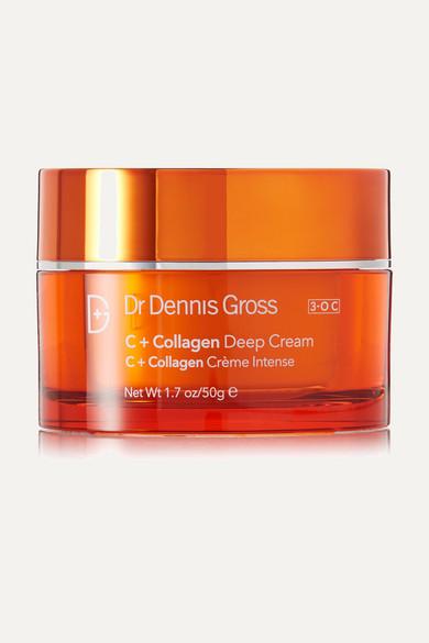 Dr. Dennis Gross Skincare - C Collagen Deep Cream, 50g - Colorless