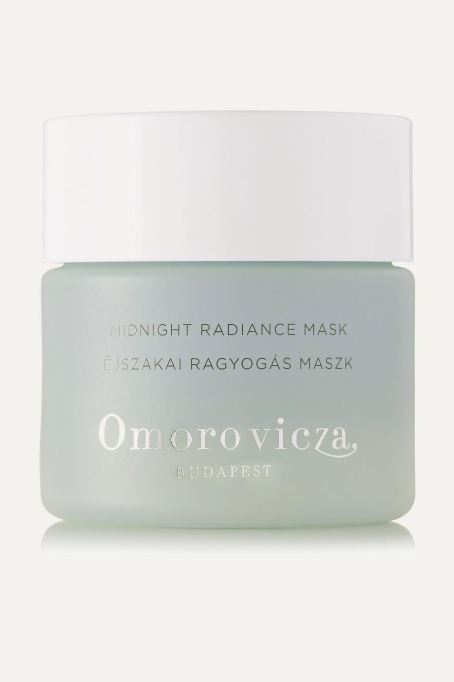 Omorovicza Midnight Radiance Mask, 50 ml – Gesichtsmaske