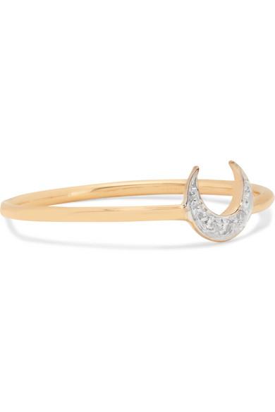 II - 14-karat Gold Diamond Ring