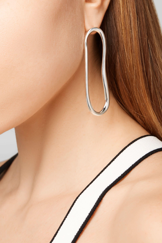 Sophie Buhai Arp silver earrings