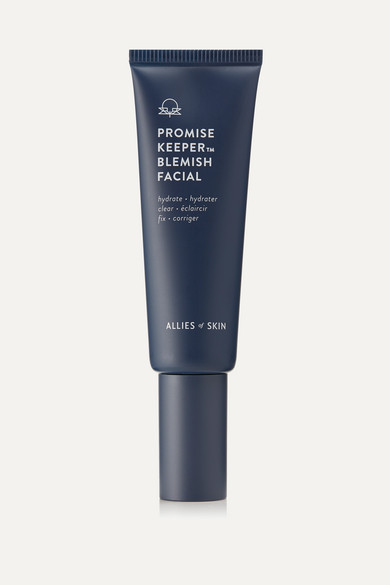 ALLIES OF SKIN Promise Keeper Blemish Facial, 50Ml - Colorless