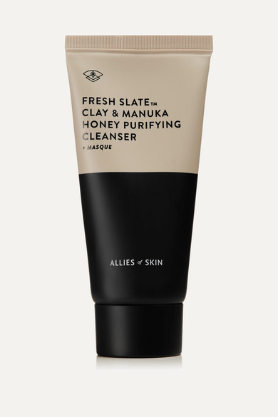 ALLIES OF SKIN FRESH SLATE PURIFYING CLEANSER MASQUE, 50ML - COLORLESS