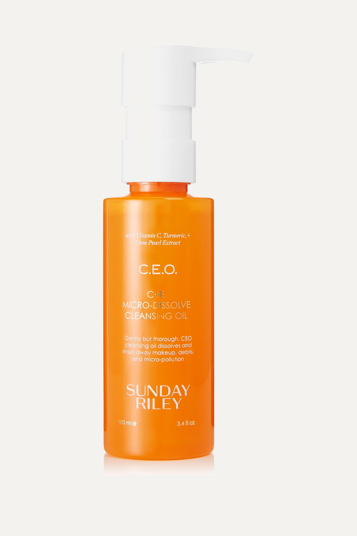 Sunday Riley C.E.O. C + E Micro-Dissolve Cleansing Oil, 100ml