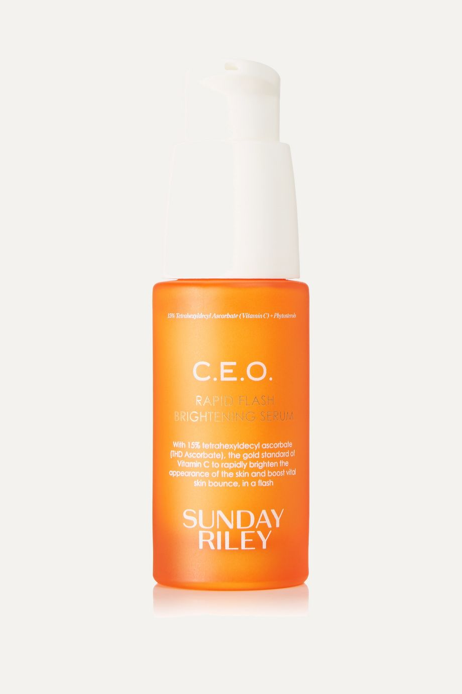 Sunday Riley C.E.O. Rapid Flash Brightening Serum, 30ml