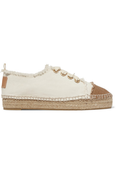 Cheap Sale Online Discount Fast Delivery Castaner Kosario Frayed Canvas Espadrilles Outlet Store Sale Online Limited Buy Cheap Outlet QWAycEE