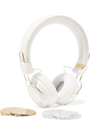 Regent leather headphones