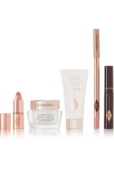 Charlotte Tilbury - Charlotte's Beauty Icons Set - Colorless
