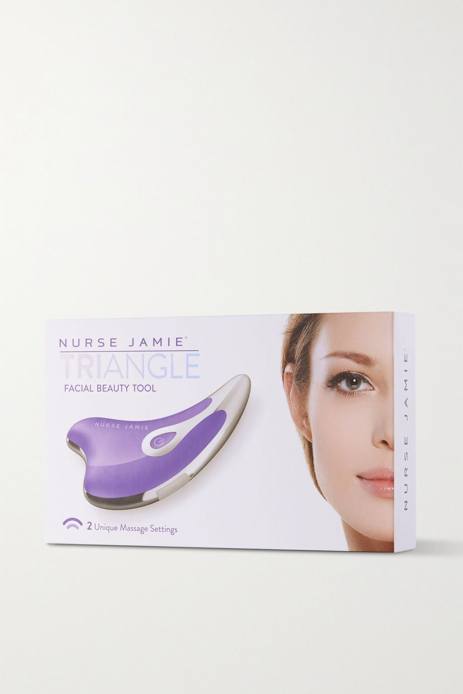 Nurse Jamie TriAngle Facial Tool