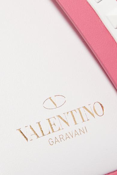 Valentino The Rockstud Tote Aus Leder
