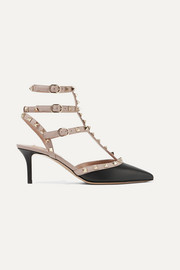 Valentino The Rockstud leather pumps