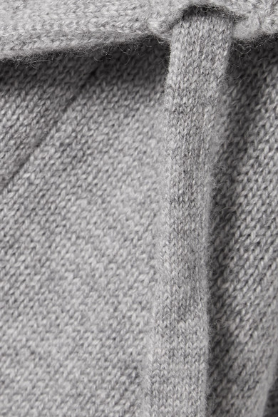Elizabeth and James Margot Oversized-Kapuzenpullover aus Kaschmir