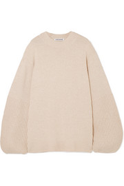 Elizabeth and James Aida stretch-knit sweater