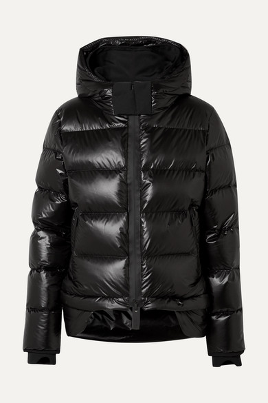 Black Shell Ski Jacket
