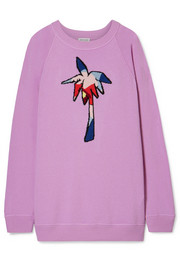 Tomas Maier Oversized intarsia cashmere sweater