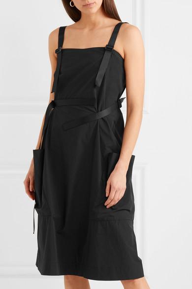Tomas Maier Kleid aus Baumwollpopeline
