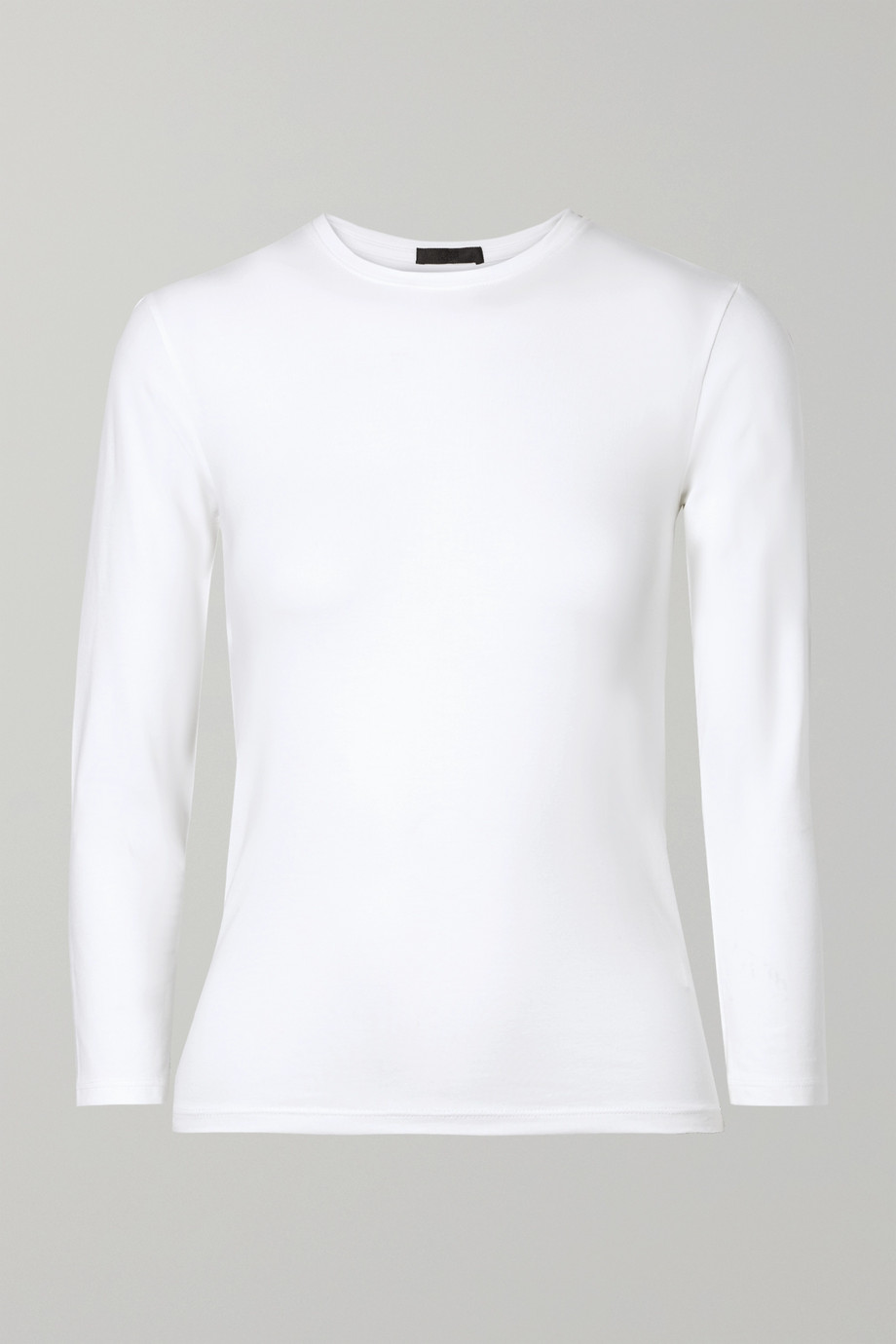 ATM Anthony Thomas Melillo Stretch-Pima cotton jersey top