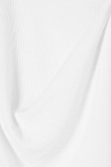 ATM Anthony Thomas Melillo Tanktop aus geripptem Stretch-MicroModal®