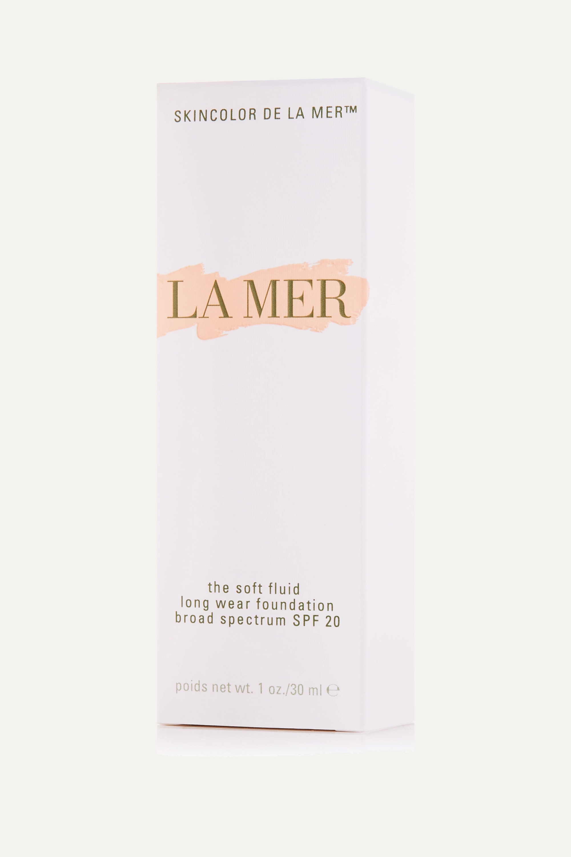 La Mer Soft Fluid Long Wear Foundation - Porcelain, 30ml