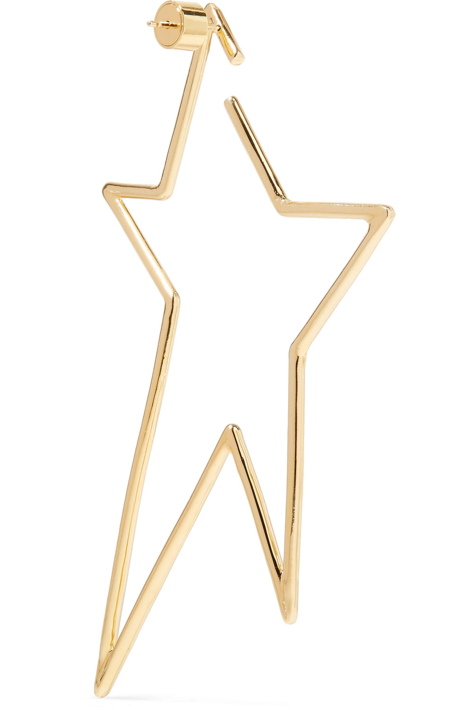 Jennifer Fisher XL Star gold-plated earring