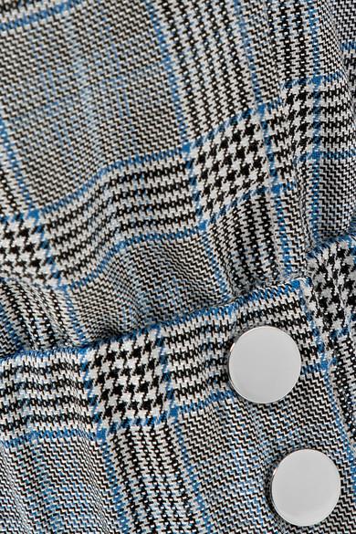 Tibi Cooper Hose aus einer Woll-Seidenmischung mit Glencheck-Muster Rabatt Authentisch Wo Billige Echte Kaufen Billig Verkauf Bester Großhandel Offizielle Seite Günstiger Preis OK9b4YO6l