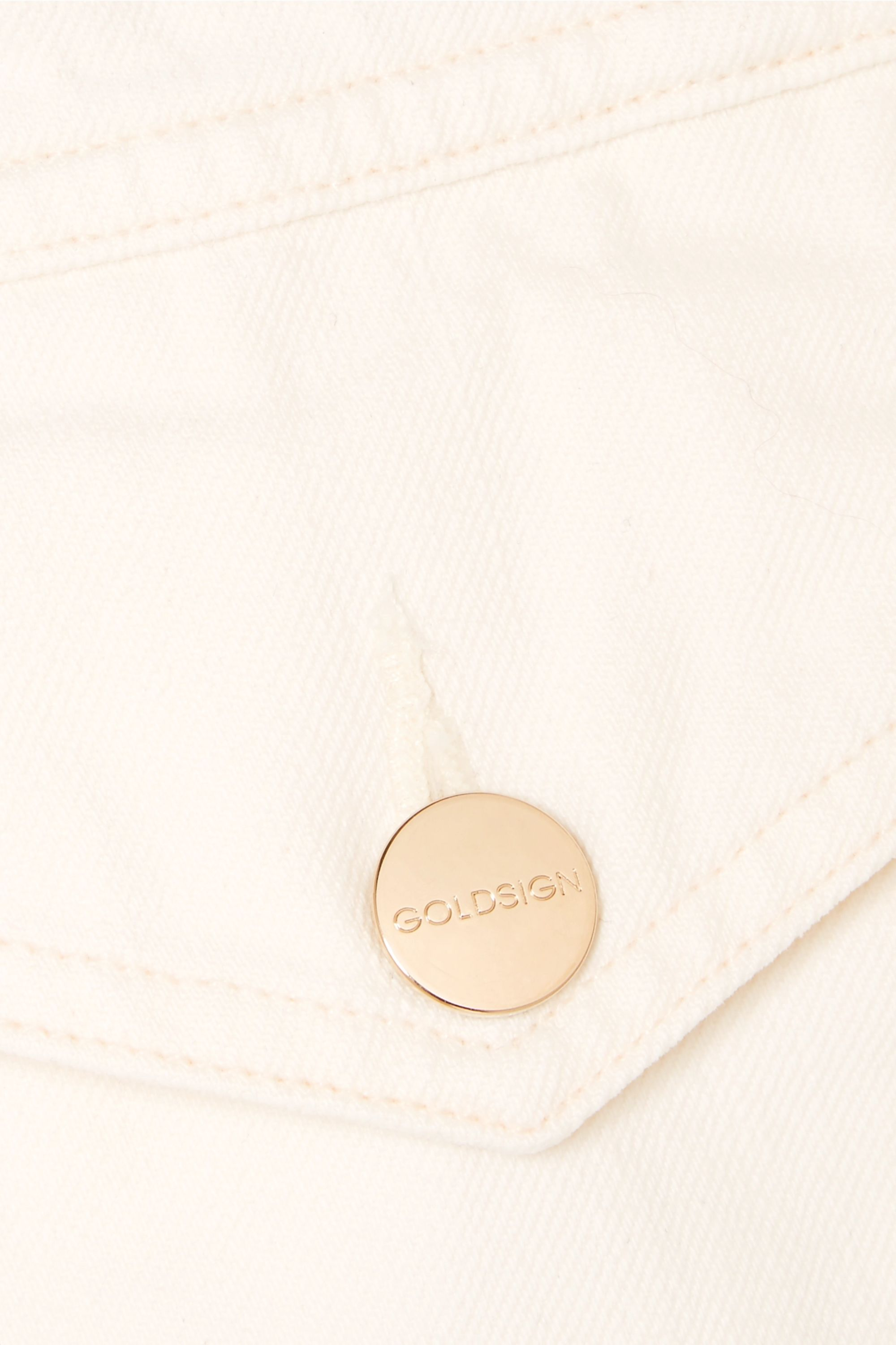 GOLDSIGN The Morton denim jacket