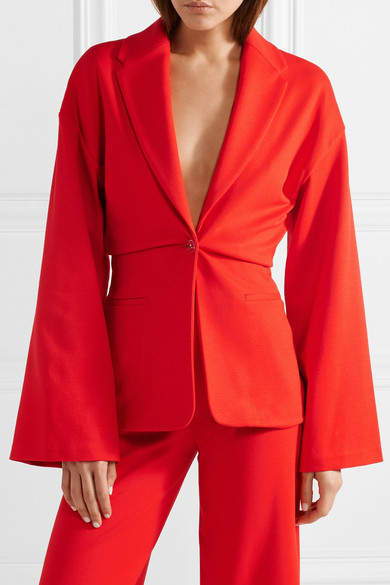 Rosetta Getty Blazer aus Stretch-Ponte