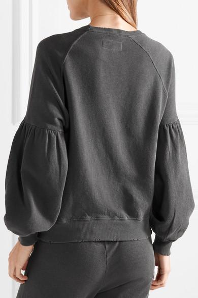 The Great Bishop Sweatshirt aus Baumwoll-Jersey