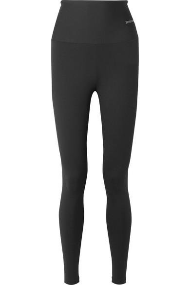 Bodyism - Octavia High-rise Stretch Leggings - Black