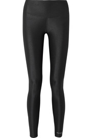 Bodyism I Am Epic stretch-jacquard leggings