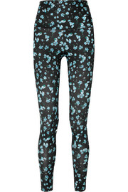 + Emilia Wickstead Sienna floral-print stretch leggings