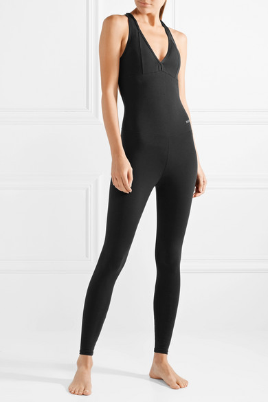 Bodyism Nicole Body aus Stretch-Jersey