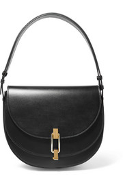 Victoria Beckham Double Moon leather shoulder bag