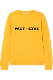 Chinti and Parker Peut Etre cashmere sweater