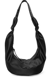 Gwen satin shoulder bag