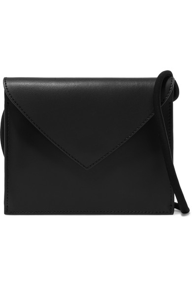 Elizabeth And James Pen Pal Belt Pouch Made Of Textured Leather