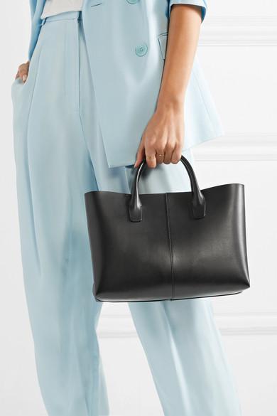 Mansur Gavriel Folded Leather Bag KPzlwva