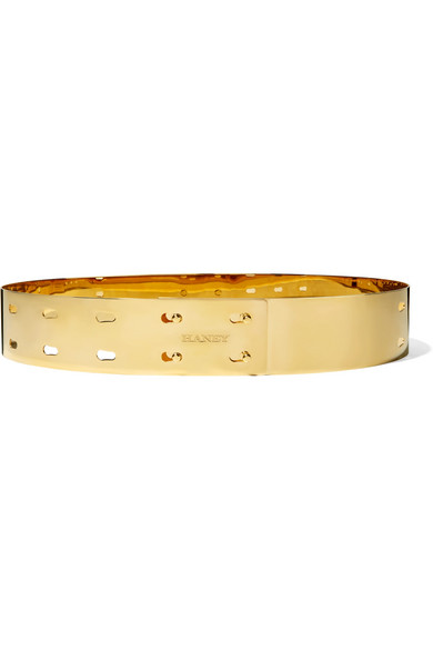 Haney - Erin Gold-tone Belt