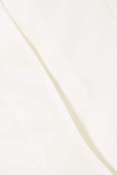 Deitas Akela Oberteil aus Shantung-Seide