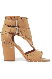 Deric embellished leather sandals