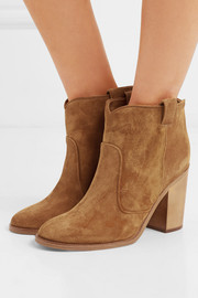 Nico suede ankle boots