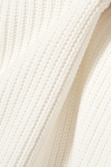 T by Alexander Wang Pullover aus einer Baumwollmischung