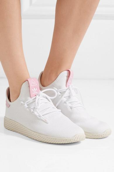 adidas Originals. + Pharrell Williams Tennis Hu Primeknit sneakers da1b382c8f