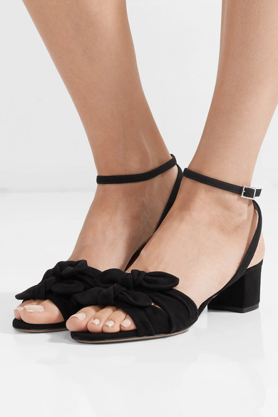 Grind Tabitha Simmons Eloy Sandals From Suede With