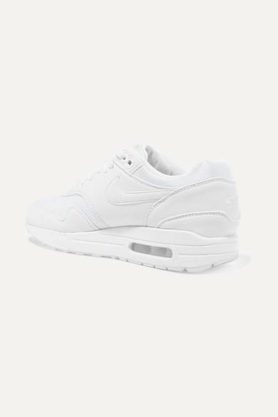 Nike | aus Air Max 1 Sneakers aus | Nubukleder und Mesh 944905