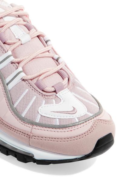 Nike   Air Max 98 und Sneakers aus Leder, Veloursleder und 98 Mesh 8495d7