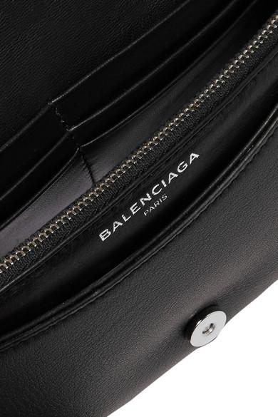 100% Authentisch Balenciaga Everyday bedruckte Schultertasche aus Leder Geschäft Zum Verkauf Rabatt 2018 Neue ND21SiQ