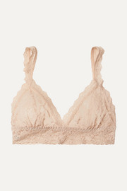 Hanky Panky Signature stretch-lace soft-cup bra