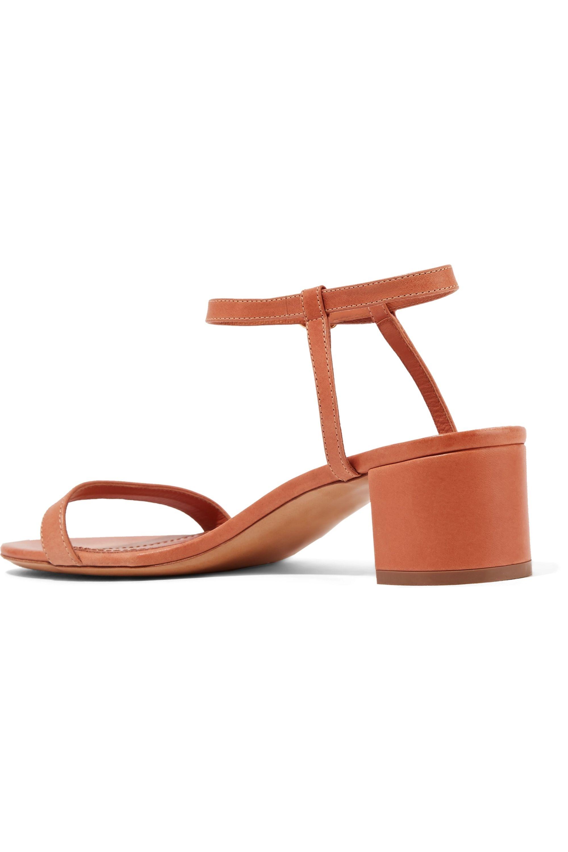 Mansur Gavriel Leather sandals